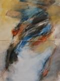 2018 – Art Graulhet : acrylique-sur-papier-diptyque-2x29x43