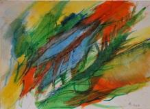 2018 – Art Graulhet : encres-de-couleur-sur-papier-400g-33x17